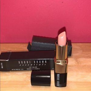 Bobbi Brown Essentials Lip Color Pale Pink NWT